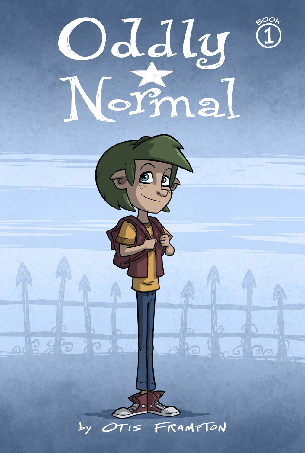 Oddly Normal